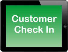 Customer Check In software