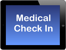 Medical Check In software